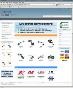 Detector Point, Il negozio online di metal detector ed accessori